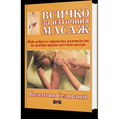 Всичко за източния масаж. Най-доброто справочно ръководство за всички видове източен масаж.